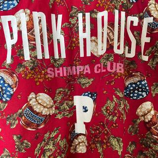 ピンクハウス(PINK HOUSE)のピンクハウス❤️ゼッケンが可愛いブルゾン(ブルゾン)