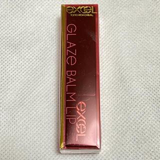 エクセル グレイズバームリップ GB07 ウォーターメロン(口紅)