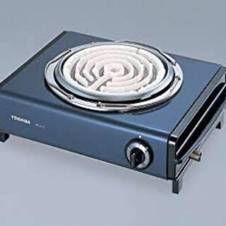 トウシバ(東芝)のTOSHIBA 電気コンロ(調理機器)