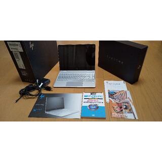 ヒューレットパッカード(HP)のHP Spectre x360  13-ac005TU ナチュラルシルバー(ノートPC)