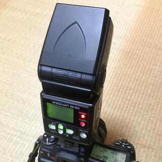 Nikon - NIKON スピードライト SB-600 (フラッシュ)