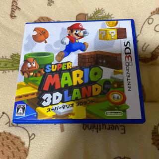 スーパーマリオ 3Dランド 3DS(携帯用ゲームソフト)