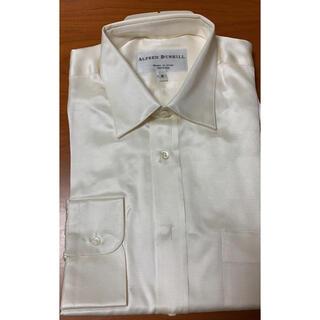 ダンヒル(Dunhill)のイタリア製 新品ALFRED DUNHILLシルクシャツ(シャツ)