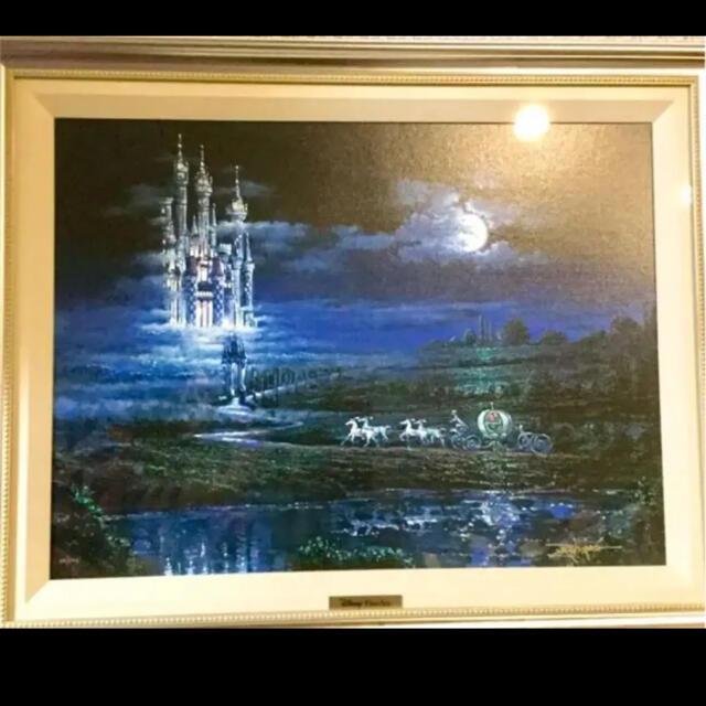 Disney(ディズニー)のディズニーファインアート エンタメ/ホビーの美術品/アンティーク(絵画/タペストリー)の商品写真