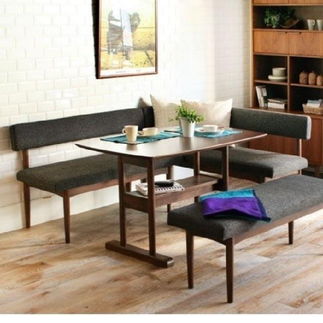 unico(ウニコ)の【unico】ウニコ SUK スーク ダイニングセット  インテリア/住まい/日用品の机/テーブル(ダイニングテーブル)の商品写真
