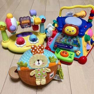 ベイビーザスターズシャインブライト(BABY,THE STARS SHINE BRIGHT)の楽しく知育おもちゃセット 3点(知育玩具)