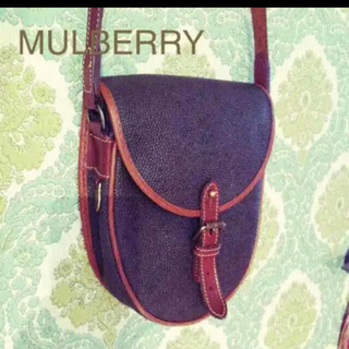マルベリー(Mulberry)のタイムセール!マルベリー ショルダーバッグ(ショルダーバッグ)