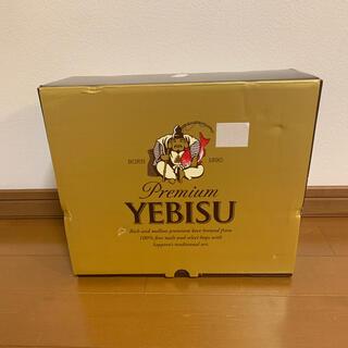エビス(EVISU)のヱビスビール缶セット 新品(ビール)