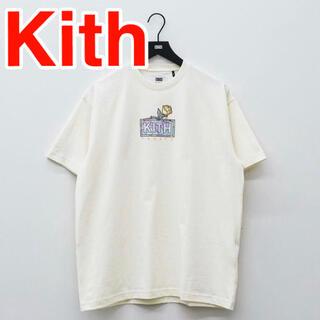 シュプリーム(Supreme)のKith Treats 新作 ボックスロゴ Tシャツ(Tシャツ/カットソー(半袖/袖なし))