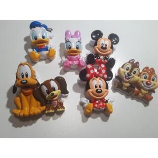 ディズニー(Disney)の[スティッチ0605様専用]ディズニークリップ6個セット(キャラクターグッズ)