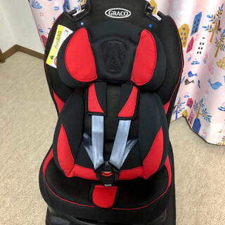 Greco - Graco チャイルドシート G-FLOW RED