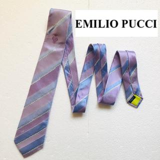 エミリオプッチ(EMILIO PUCCI)のEMILIO PUCCI オシャレ エレガント ネクタイ(ネクタイ)