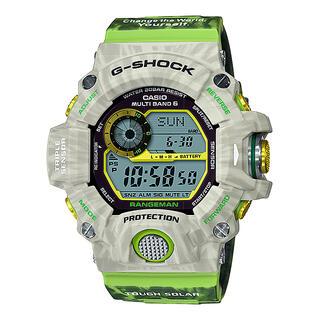 ジーショック(G-SHOCK)の【新品 レア】G-SHOCK レンジマン Rangeman GW-9404KJ(腕時計(デジタル))