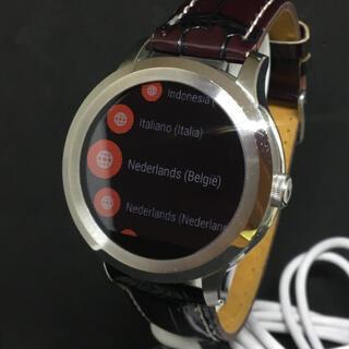 FOSSIL - フォッシル スマートウォッチ FTW2119 DW2e  メンズ時計