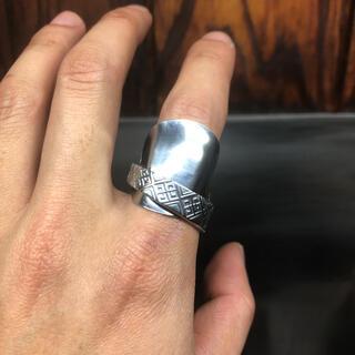 ジバンシィ(GIVENCHY)のGIVENCHY スプーンリング 20号(リング(指輪))