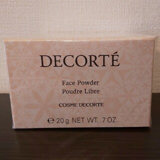 コスメデコルテ(COSME DECORTE)のコスメデコルテフェイスパウダー80(フェイスパウダー)