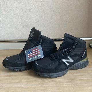 ニューバランス(New Balance)の早い者勝ち‼️ 新品未使用 格安 New Balance 990(スニーカー)