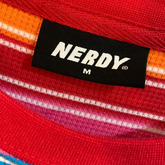 Nerdy スウェットシャツ ノルデイ 美品 韓国アイドル kpop レディースのトップス(トレーナー/スウェット)の商品写真