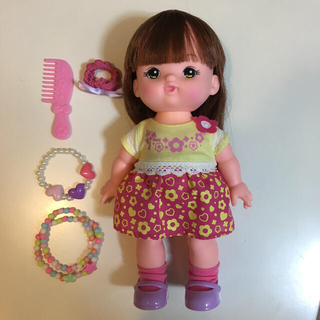 PILOT - メルちゃん お人形セット メルちゃんのおともだち れなちゃん