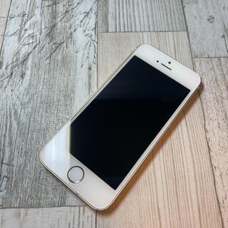 アイフォーン(iPhone)のiPhoneSE 第1世代 64GB  SIMフリー   ゴールド(スマートフォン本体)