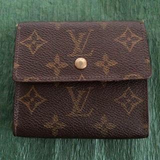 LOUIS VUITTON(ルイヴィトン)のルイヴィトン 二つ折り財布 レディースのファッション小物