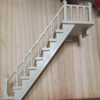 エポック(EPOCH)の〈美品 〉シルバニアファミリーお家内階段(キャラクターグッズ)