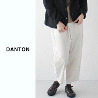 ダントン(DANTON)のDANTON(ダントン) | ストレッチコーデュロイイージーパンツ(カジュアルパンツ)