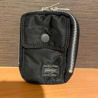 PORTER - ポーター ブラック 黒 ポーチ 吉田鞄