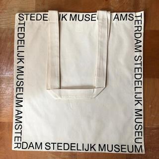 ヤエカ(YAECA)のアムステルダム市立美術館オリジナルエコバッグ  トートバッグ (9)(エコバッグ)