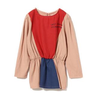 ボボチョース(bobo chose)のBOBO CHOSES girl shirt 20 10-11y ボボ(Tシャツ/カットソー)