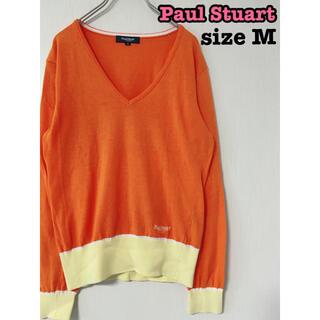 ポールスチュアート(Paul Stuart)のPaul Stuart ポールスチュアート ゴルフ ニット レディース(ウエア)