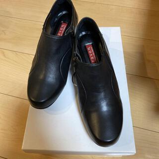 アラヴォン(Aravon)の新品未使用 パンプス 革靴 aravon(ハイヒール/パンプス)