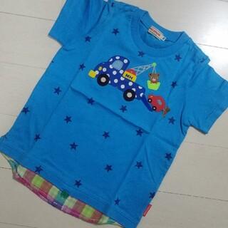 ミキハウス(mikihouse)の新品タグなし ミキハウス Tシャツ 100(Tシャツ/カットソー)