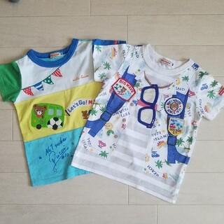 ミキハウス(mikihouse)の難あり ミキハウス Tシャツセット 100(Tシャツ/カットソー)