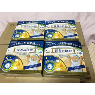 大塚製薬 - 賢者の快眠 睡眠リズムサポート 30包 4箱