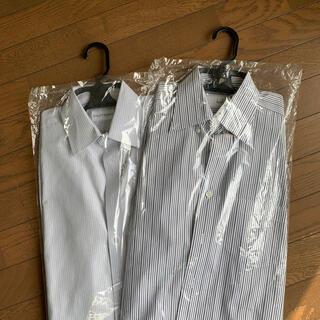 ダンヒル(Dunhill)のグレージュ、ダンヒル ワイシャツ(シャツ)