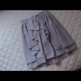ロジータ(ROJITA)のバックリボンフレアスカート(ひざ丈スカート)