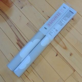 ニトリ - ニトリ 貼ってはがせる壁紙 雲柄2本セット