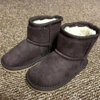 ブリーズ(BREEZE)の〈ぷーちゃん様専用〉BREEZE ムートンブーツ 美品(ブーツ)