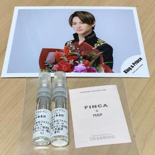 ジャニーズ(Johnny's)の平野紫耀 FINCA 香水 (ユニセックス)