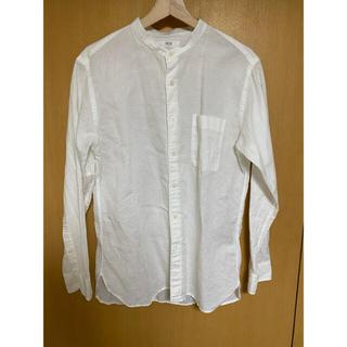 ユニクロ(UNIQLO)のUNIQLO バンドカラーシャツ(シャツ)