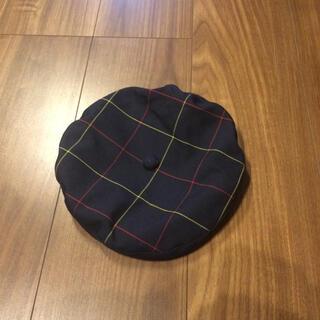 ユキトリイインターナショナル(YUKI TORII INTERNATIONAL)のトリイユキ     幼稚園 制服 帽子 ベレー M(帽子)