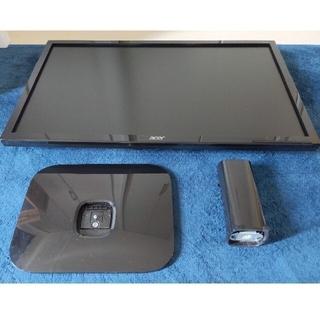エイサー(Acer)のacer モニター ディスプレイ 24インチ KA240H(ディスプレイ)