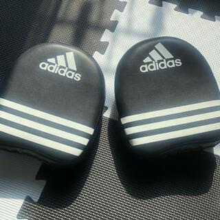 アディダス(adidas)のadidasボクシングミット 専用(ボクシング)