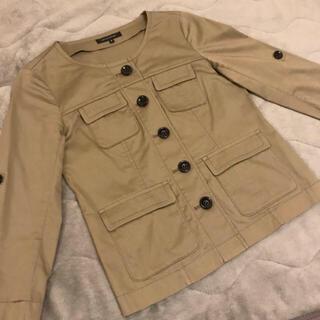ロートレアモン(LAUTREAMONT)のジャケット(ノーカラージャケット)