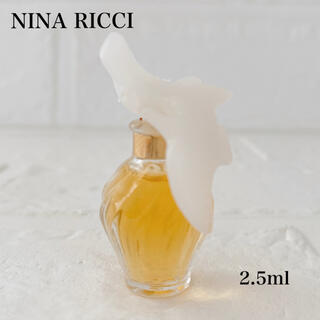 NINA RICCI - 希少 未使用 NINA RICCI   ニナリッチ レールデュダン 2.5ml