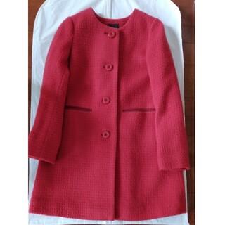 デミルクスビームス(Demi-Luxe BEAMS)のビームスの素敵なコート♡(ノーカラージャケット)