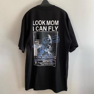 カクタス(CACTUS)のTravis Scott Look Mom I Can Fly tee(Tシャツ/カットソー(半袖/袖なし))