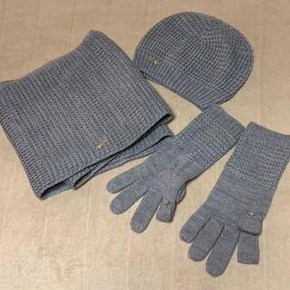 カルバンクライン(Calvin Klein)のCALVIN KLEIN マフラー 帽子 手袋セット(マフラー/ショール)