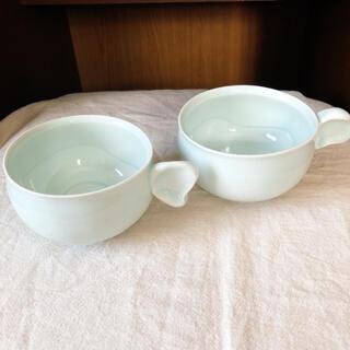 ハクサントウキ(白山陶器)の【専用出品です】2点セットカップ 栗原はるみ 森正洋 白山陶器好きに(食器)